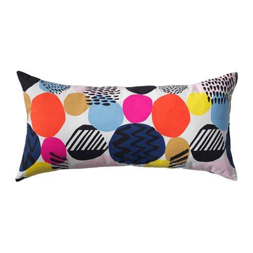 Ikea 503.895.69 Nedja - Cojín multicolor (12 x 24): Amazon ...