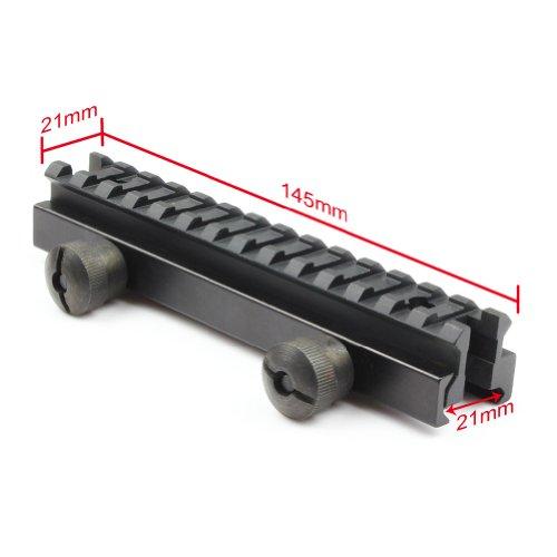 quad rail riser - 3