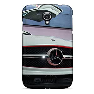 Rugged Skin Case Cover For Galaxy S4- Eco-friendly Packaging(nyias)