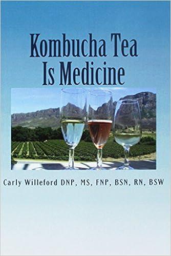 Book Kombucha Tea Is Medicine