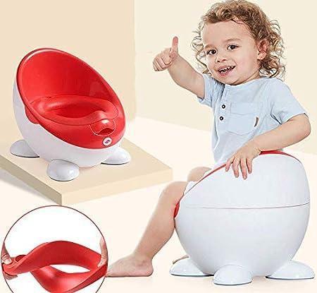 M/ännliche und weibliche Babytoilette f/ür Kinder gr/ün mit PU gef/ülltes Urinal weiches 6 Monate 6 Jahre alt gespaltenes Urinal