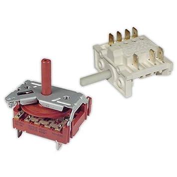 DOJA Industrial | Selector HORNO 4/P TEKA HC495 HI435 HI535 ...