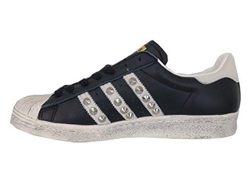 Adidas Superstar Originals borchie borchiate personalizzate 80S BB2232 vintage ( prodotto artigianale )