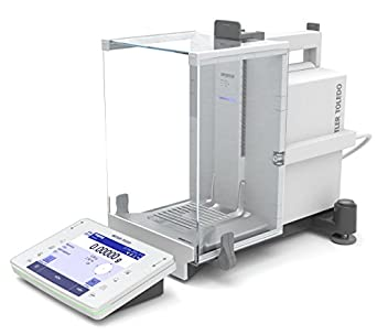 Amazon.com: Mettler Toledo xpe205dr Analytical Balance, 81 ...