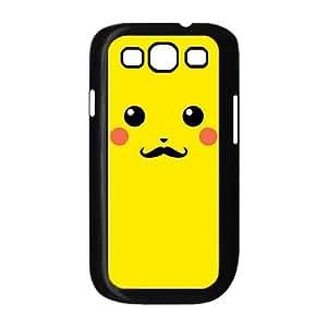 Cute Animal Cartoon Design Pikachu for SamSung Galaxy S3 I9300 Case