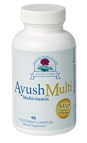Ayush Herbs Ayush-Multi 90 Casules