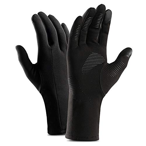 Outdoor Gloves Winter Outdoor Sports Gloves Warm Men And Women Touch Screen All Refers To Windproof Skid Plus Velvet Light Running Mountaineering Riding for Unisex Outdoor Cycling Gloves Armor Gloves