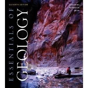 Essentials of Geology, Books a la Carte Edition (11th Edition) 11th (eleventh) Edition by Lutgens, Frederick K., Tarbuck, Edward J., Tasa, Dennis G published by Prentice Hall (2011)