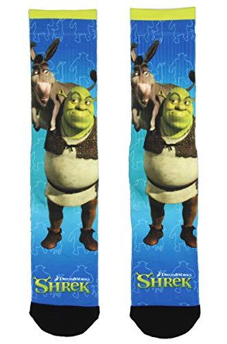 Shrek Donkey Child Accessory Kit - Shrek Donkey and Shrek Sublimated All