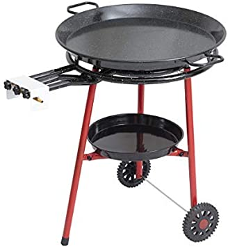 7.90 inc Mabel Home Paella Pan Propane Gas Burner 20 cm