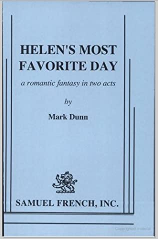 book cover of Helen\'s Most Favorite Day