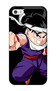 Hot Tpye Kid Gohan Case Cover For Iphone 5/5s