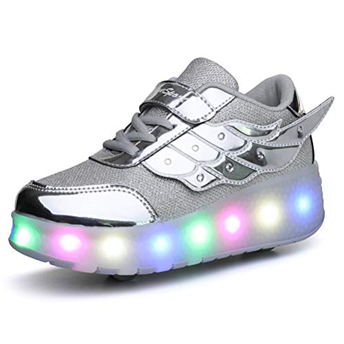 Wheel Double Wheels Roller Skate Shoes