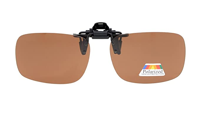 32e99f66f7 Amazon.com  Eyekepper Flip-up Clip-on Sunglasses Polarized 2 3 8