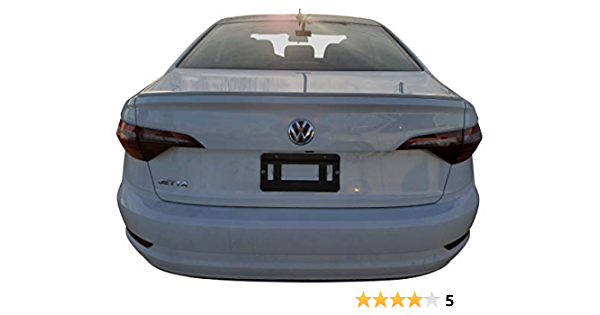 Spoilers Factory Style Spoiler for the Volkswagen Jetta Painted in ...