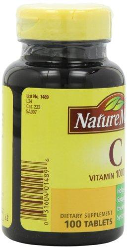 031604014896 - Nature Made Vitamin C, 1000 mg, 100 Tablets. carousel main 7