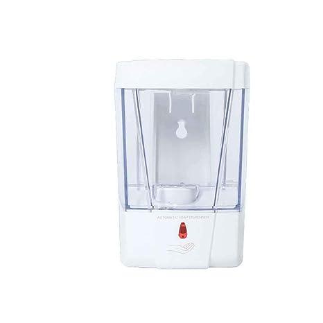 Mingteng Dispensador de Jabón automático, dispensador de Líquido automático sin Manos del Sensor de IR