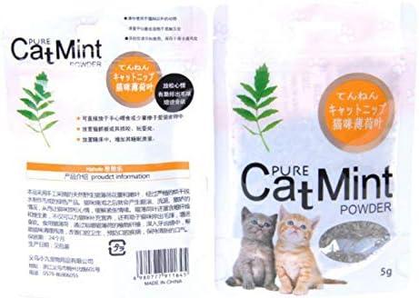 Amazon Com Menthol Oil Cat Mint Natural Organic Premium Catnip