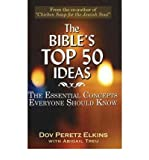 img - for The Bible's Top Fifty Ideas by Dov Peretz (2006-01-01) book / textbook / text book