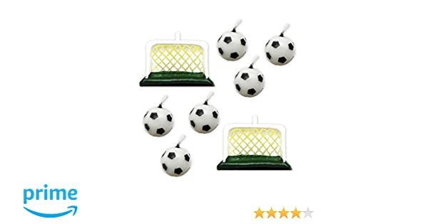 Big Party Velas Tema Calcio, Color, 73178: Amazon.es: Juguetes y ...