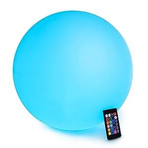 Amazon.com : LED Light Ball: 16-inch LOFTEK Shape Light ...