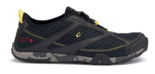 OluKai Eleu Trainer - Men's Black/Black outlet new styles clearance clearance store cheapest price cheap price cheap find great 7KWw9wkJ
