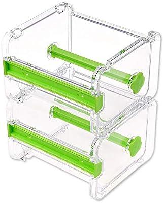 Dometool - Portarrollos de cinta adhesiva con cortados ...
