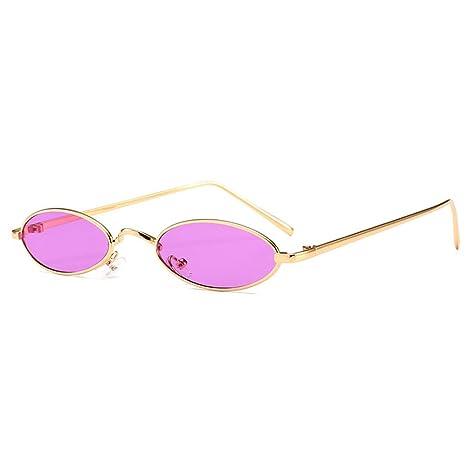 Yangjing-hl Gafas de Sol Tendencia Damas Gafas de Sol ...