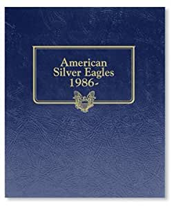 Whitman US Coin Album U.S. Silver Eagle Album 1986-2012 / 0794833950 by Whitman Coins