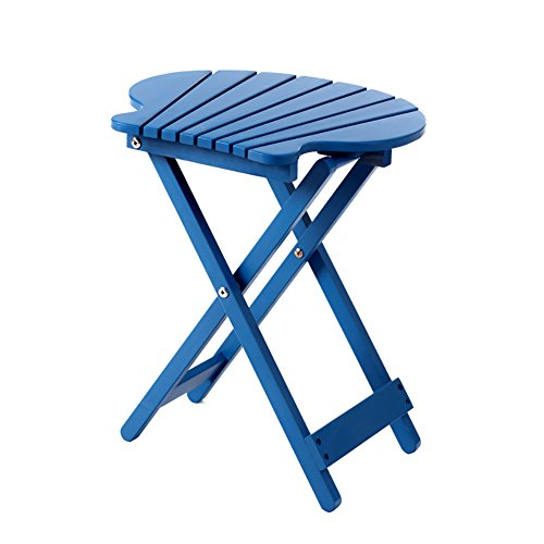ZJM- Fan-Shaped Flower Shelf Foldable Flower Pot Rack (Color : Blue) by Flower stand (Image #6)