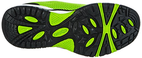 Alpina 680267 - zapatillas de trekking y senderismo de media caña Unisex adulto Grün (Green)