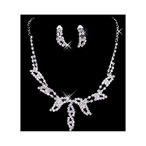 crystal bridal earings - 6