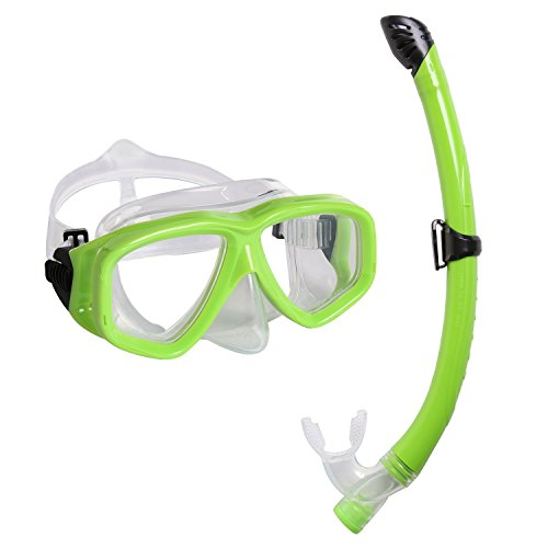 Kids Snorkeling Snorkel Double Children