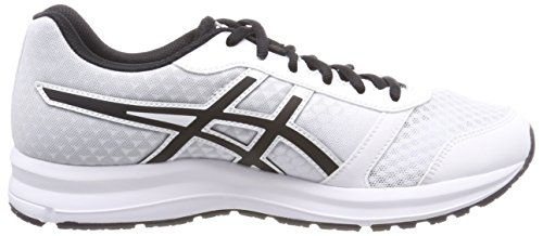 Patriot 9 Running white Blanc Asics 0190 Homme De white black Chaussures wA5Fd1q