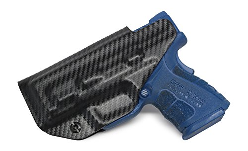 """Concealment Express IWB KYDEX Holster: fits Springfield XD MOD.2 3"""" Sub-Compact 9MM/.40SW - US Made - Inside Waistband Holster - Adj. Cant & Retention"""