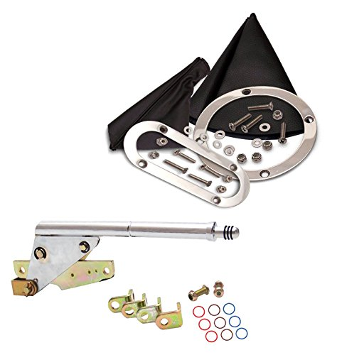 American Shifter 494449 8 45RFE Shifter E Brake Trim Kit for ECE60