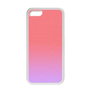 Red Grid Fashion Personalized Phone Case For Iphone 6 (4.5)