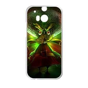 HTC One M8 Cell Phone Case White League of Legends Heimerdinger Hkulq