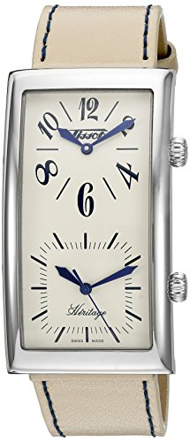 (Tissot Women's T56161379 Heritage Dual Time Watch)