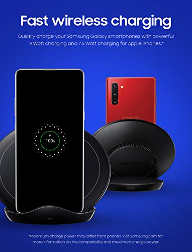 40% off Samsung Qi fast charge wireless stand