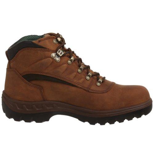 John Deere jd3604Herren WP St Arbeit Comfort Technologie Hiker Arbeit Stiefel, Braun - Braun - Größe: 45
