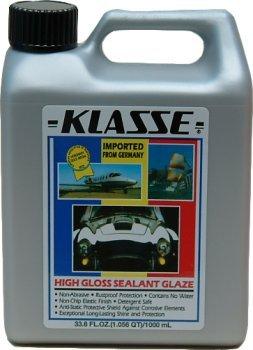 Klasse High Gloss Sealant Glaze 33 oz. by Klasse