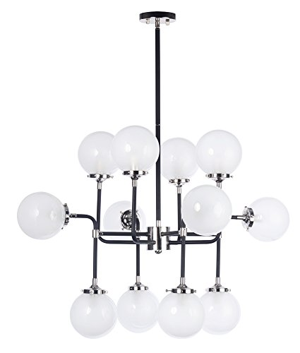 Atom 12 Light Pendant in US - 1