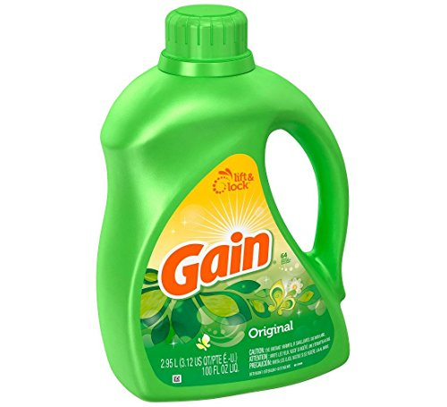 Gain Original Scent High Efficiency Liquid Laundry Detergent