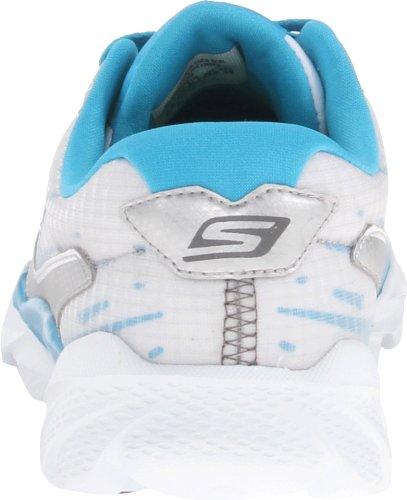da corsa Argento Skechers Silver Scarpa Blue taglia B6xcqAfZ