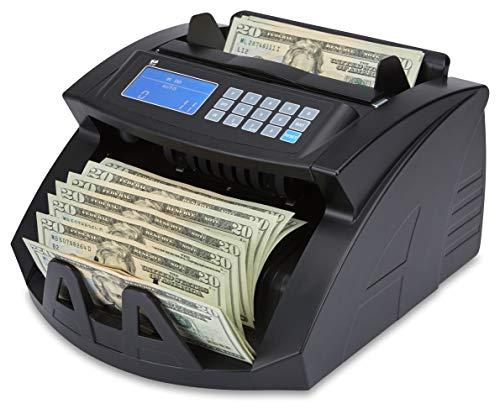 ZZap NC20 Bill Counter - Money Cash Currency Machine by ZZap (Image #8)