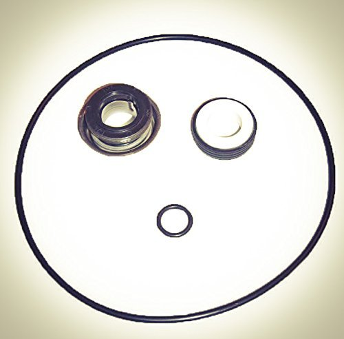 OEM Polaris PB4-60 Booster Pool Pump Seal, Volute & Shaft O-Ring Leak Repair (Motor Seal O-ring)