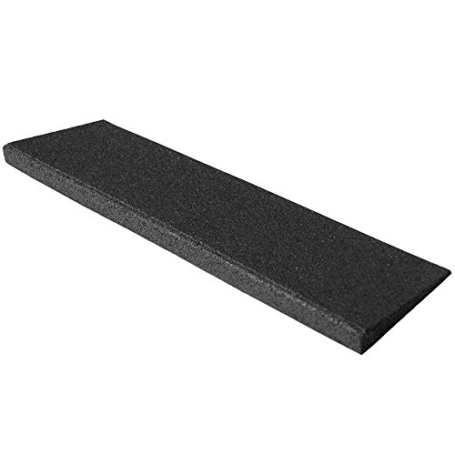 Eco-Sport Rubber Ramps 3/8inch x 1in x 6in x 20in - ()