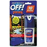 OFF! 94904 Deep Woods Pump with 100% DEET, 1 Ounce (94904JD) Category: Insect Repellents and Sunscreens