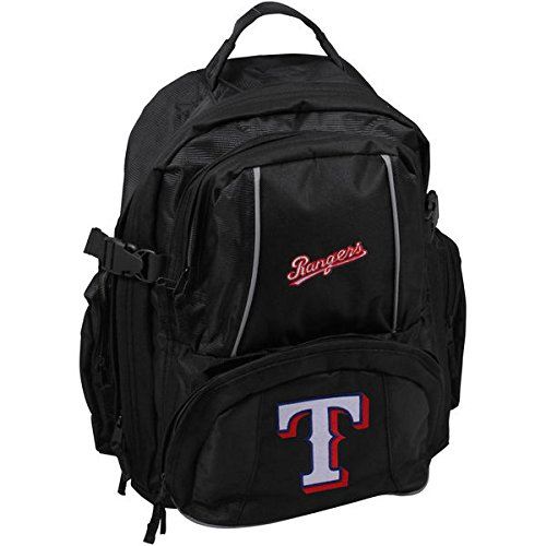 Concept One(コンセプトワン)MLB Texas Rangers No Straps Trooper Backpack バックパック リュック [並行輸入品] B01NAHLEXQ Blk